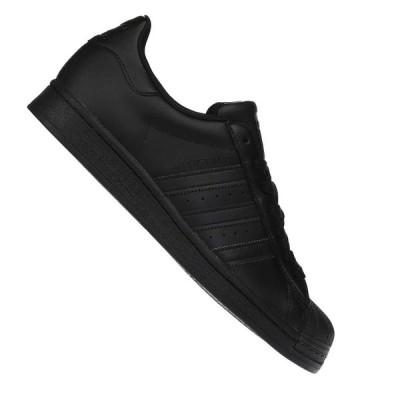 アディダス adidas Originals メンズ スニーカー シューズ・靴 Superstar Foundation Core Black/Core Black/Core Black