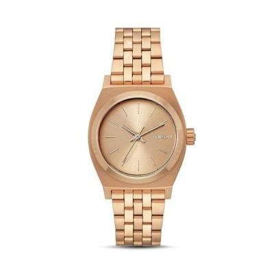 ニクソン レディース 腕時計 アクセサリー Medium Time Teller Watch 31mm