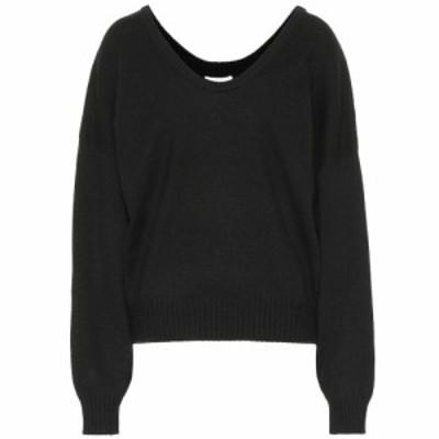 クロエ See By Chloe レディース ニット・セーター トップス Wool-blend sweater Black