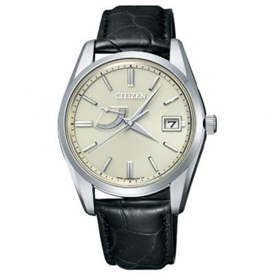 シチズン CITIZEN ザ AQ1010-03A シルバー文字盤 新品 腕時計 メンズ