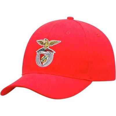 ベンフィカ キャップ/帽子 SOCCER Team Adjustable Hat Fi Collection レッド