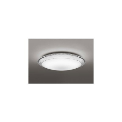 ODELIC/オーデリック  OL291354BC LEDシーリングライト アクリル透明【〜6畳】【Bluetooth 調光・調色】※リモコン別売