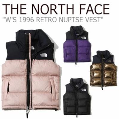ノースフェイス ダウンベスト THE NORTH FACE レディース 1996 RETRO NUPTSE VEST レトロ ヌプシベスト NV1DJ82A/B NV1DK80A/B ウェア