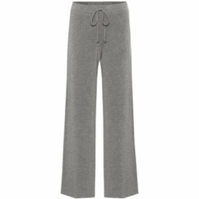 ベルベット グラハムandスペンサー Velvet レディース スウェット・ジャージ ボトムス・パンツ Kit jersey track pants grey