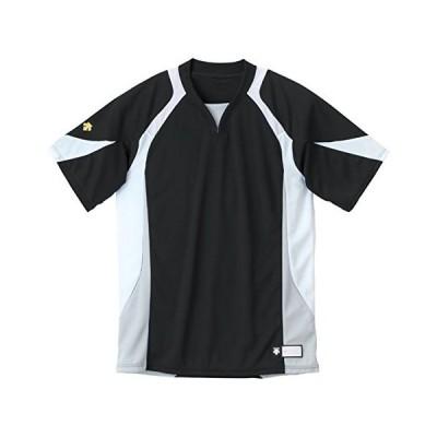 DESCENTE(デサント) DB-113 カラー:BKWH サイズ:XA セカンダリーシャツ