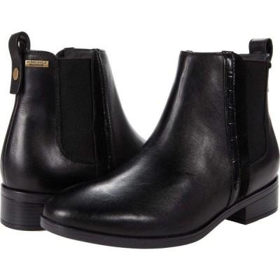 ロックポート Rockport レディース シューズ・靴 Larkyn Waterproof Chelsea Black