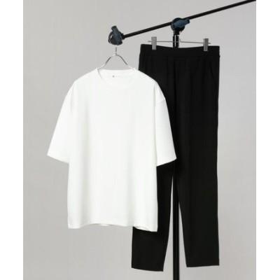【WEB限定】2.5mileジョーゼットクルーセットアップ(Tシャツ+パンツセットアイテム)
