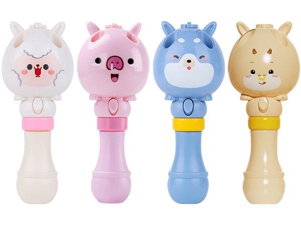 可愛卡通造型沖天泡泡玩具(1入) 款式可選【DS001527】