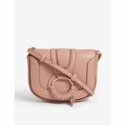 クロエ SEE BY CHLOE レディース ショルダーバッグ バッグ Hana mini leather shoulder bag Dawn Rose