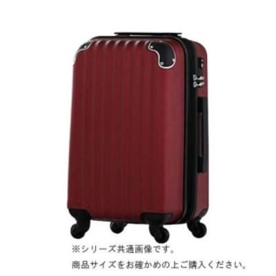 スーツケース Mini Expandable Zipper 31〜36L 80047 ワイン