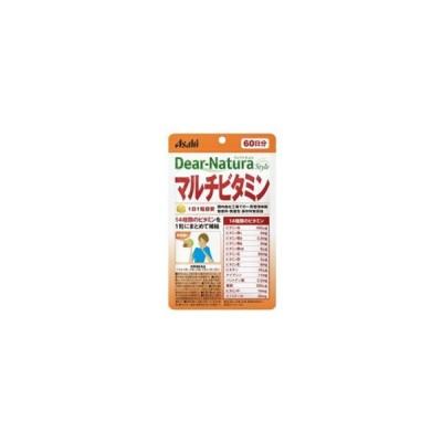 アサヒグループ食品 【Dear-Natura(ディアナチュラ)スタイル】マルチビタミン(60粒)