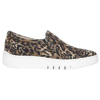 ナチュライザー レディース スニーカー シューズ Hawthorn Leopard Platform Sneakers
