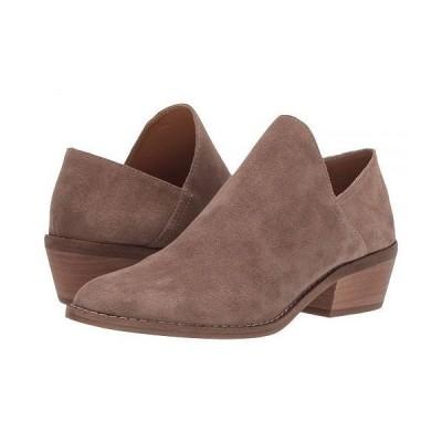 Lucky Brand ラッキーブランド レディース 女性用 シューズ 靴 ブーツ アンクル ショートブーツ Fausst - Dark Mushroom