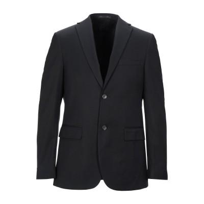 MARCIANO テーラードジャケット ブラック 50 ポリエステル 66% / レーヨン 26% / ウール 8% テーラードジャケット