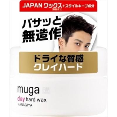 MUGA クレイハードワックス 【 柳屋本店 】 【 スタイリング 】
