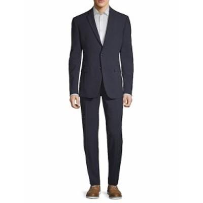 ヴェルサーチコレクション Men Clothing Textured Suit
