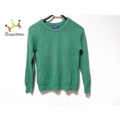 オーシバル ORCIVAL 長袖セーター サイズ1 S レディース 美品 グリーン   スペシャル特価 20200430