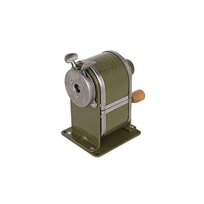 手動式鉛筆削り器 ダルトン SHARPENER 117-331 オリーブドラブ