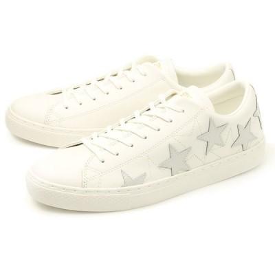 converse(コンバース) ALL STAR COUPE MANYSTARS OX(オールスター クップ メニースターズ オックス) 31302200 ホワイト