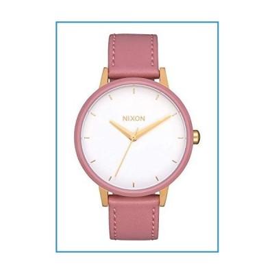 新品NIXON Kensington レザー A108 O/S ゴールド/ホワイト/ピンク。【並行輸入品】