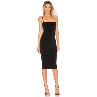 ノーキー Nookie レディース ワンピース ワンピース・ドレス Charlize Midi Dress Black
