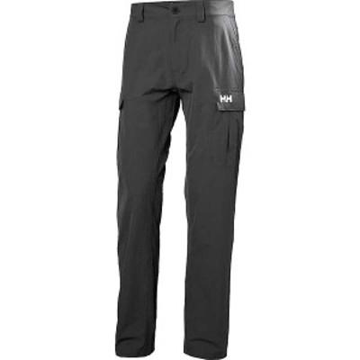 ヘリーハンセン メンズ カジュアルパンツ ボトムス Helly Hansen Men's HH QD Cargo Pant EBONY