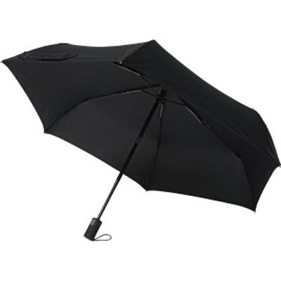 マブ 自動開閉折りたたみ傘イージーワン ブラック SMV-40274 【のし包装可】_