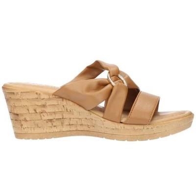 イージーストリート レディース サンダル シューズ Guiliana Tuscany Wedge Sandals