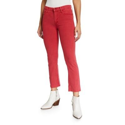 マザー レディース デニムパンツ ボトムス The Mid Rise Dazzler Ankle Jeans