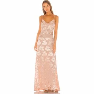 ラヴァーズフレンズ Lovers + Friends レディース ワンピース スリップドレス ワンピース・ドレス The Slip Dress Blush Pink