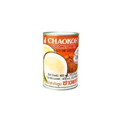 ココナッツミルク  4号缶 400ml チャオコー 調味料 カレー タイ 製菓材料 業務用 [常温商品]