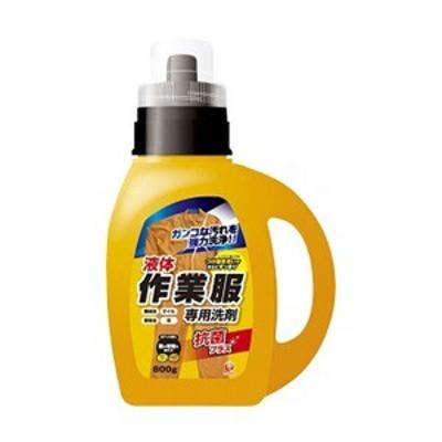【第一石鹸】 ランドリークラブ 作業服専用液体洗剤 本体 800g 【日用品】