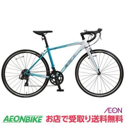 【お店受取り送料無料】KAGRA (カグラ) R-1-K ロードバイク 430mmサイズ ライトグリーン/ホワイト 700C 外装14段変速
