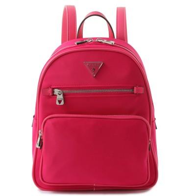 ゲス GUESS LITTLE BAY Backpack (FUCHSIA)