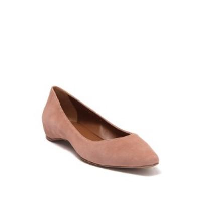 アクアタリア レディース サンダル シューズ Marcella Weatherproof Leather Ballet Flat DUSTY ROSE