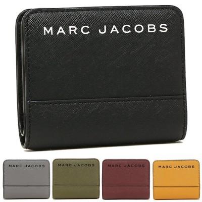 「P10%還元 1/26 10:00まで」マークジェイコブス 折財布 ミニ財布 アウトレット レディース MARC JACOBS M0015163