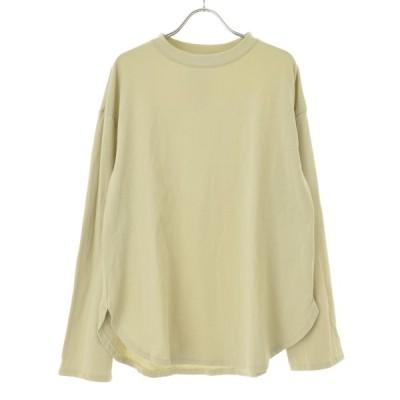 Mila Owen / ミラオーウェン シャツカーブロングスリーブ 長袖Tシャツ