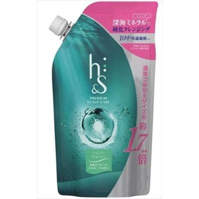 h&s リフレッシュシャンプーつめかえ特大サイズ【 P&G 】 【 シャンプー 】
