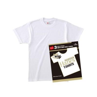ヘインズ パックT ゴールドパック  hanes メンズ 3P-Tシャツ 激安 ゆうパケットで送料300円  H2155TN/HM2155G Sサイズ入荷!!