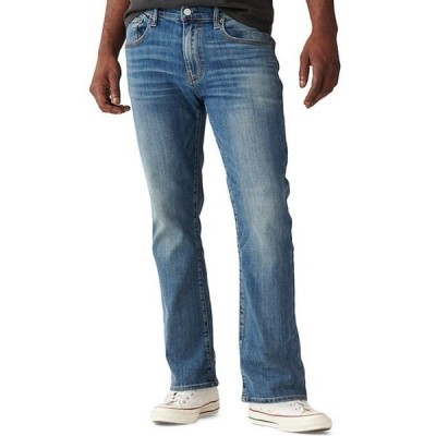 ラッキーブランド メンズ デニムパンツ ボトムス 223 Harrison Straight-Leg Jeans