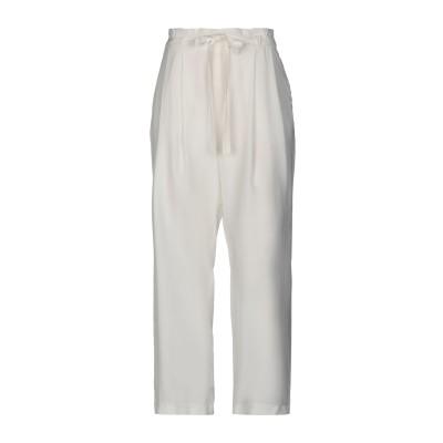 カオス KAOS パンツ ホワイト 42 レーヨン 100% パンツ