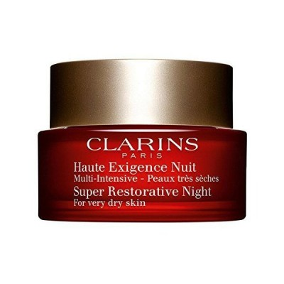 クラランス(CLARINS) スープラ ナイトクリーム SP ドライスキン 50ml 並行輸入品