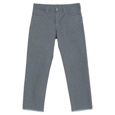 マッシモ・アルバ MASSIMO ALBA パンツ ブルー 27 コットン 98% / ポリウレタン 2% パンツ