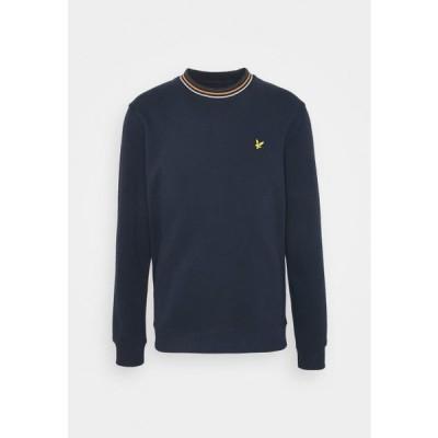 ライルアンドスコット メンズ スウェット TIPPING - Sweatshirt - dark navy
