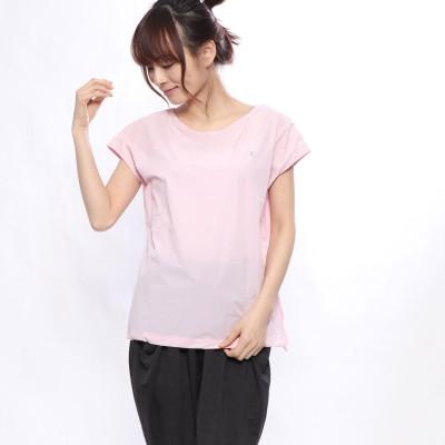 ダンスキン DANSKIN レディース フィットネス 半袖Tシャツ ADVANCE CLOTHプルオーバー DW39103