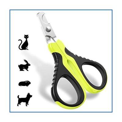 <新品>JOFUYU Pet Nail Clippers for Small Animal ? Professional Cat Nail Clippers and Claw Trimmer - Best Cat Claw Clippers for Rabbi