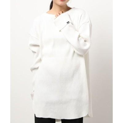 tシャツ Tシャツ M1570 ランダムリブルーズロンT