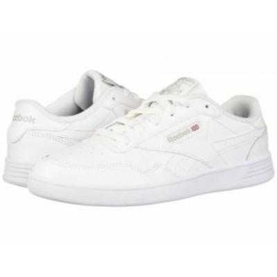 Reebok リーボック レディース 女性用 シューズ 靴 スニーカー 運動靴 Club Memt White/Steel/White【送料無料】