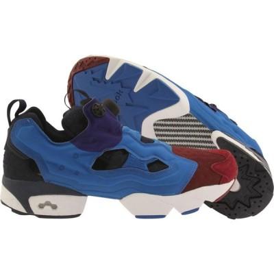 リーボック Reebok メンズ スニーカー シューズ・靴 Instapump Fury ASYM blue/college burgundy/blue spirit/night beacon