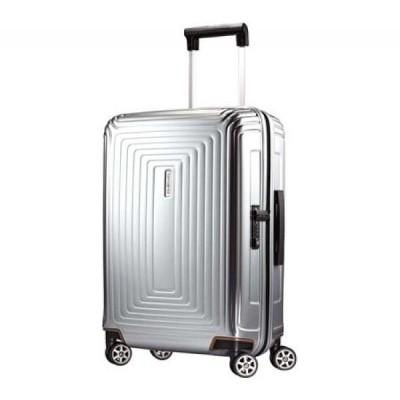 サムソナイト Samsonite レディース スーツケース・キャリーバッグ バッグ Neopulse 20' Spinner Metallic Silver